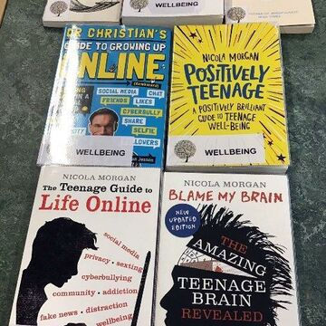 Lrc Well Being Books
