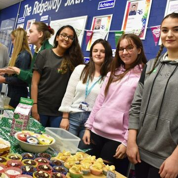Macmillan Coffee Morning 1
