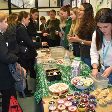 Macmillan Coffee Morning 3