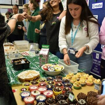 Macmillan Coffee Morning 4